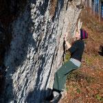 Bouldern in Rappottenstein
