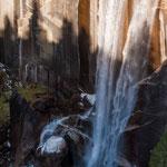 Vernal Fall, Yosemite NP, Kalifornien