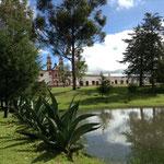 Hacienda Ixtafiayuca, Tlaxcala.