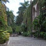 Hacienda San Gabriel de las Palmas.
