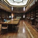 Biblioteca en Palacio de Mineria, DF