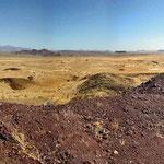 Reserva de la Biósfera El Pinacate, Desierto de Sonora.