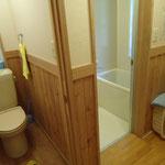 Bタイプ お風呂&トイレ