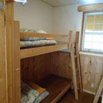 Aタイプ 小部屋(2段ベット)