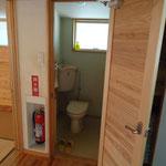 団体用 2階トイレ