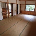 16畳和室(アメニティ1)