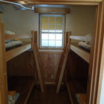 Aタイプ 小部屋(2段ベット2基)