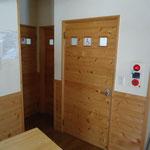 団体用 1階トイレ(男女・身障者用)