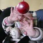 2011 Première boule de noël