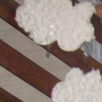 2009 déco de noel, nuages