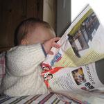 froisser les journaux