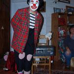 2009 Monique est venue animer le début de soirée