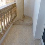 Balcon Chambre 3