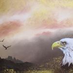 Der Adler - Erneuere meine Kraft