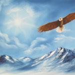 Der Adler - Zur Freiheit befreit