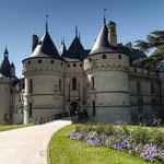 Chaumont-sur-Loire, Frankreich