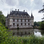 Azay-Le-Rideau, Frankreich