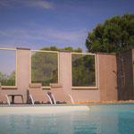 Espace intérieur /piscine