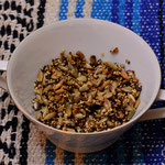 Crocante de semillas