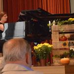 Pianistin vom Frauenchor Bümpliz