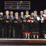 Chor Viril Rumantsch Berna und Bündner Gemischter Chor Bern