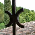 Chambres d'hôtes Le Pré Joli - La vue depuis la chambre méridienne