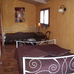 Chambres d'hôtes Le Pré Joli - La chambre méridienne