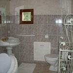 Chambres d'hôtes Le Pré Joli - Salle de bains