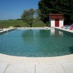 Chambre d'hôtes Le Pré Joli - La piscine