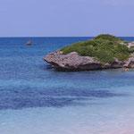 来間島の海ですが、本当にきれいです