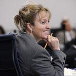Regierungspräsidentin Barbara Janom Steiner, eine der erfolgreichsten Frauen in Graubünden