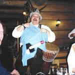 Spaß in der Bärenhütte: Der Trommla
