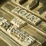 Atelier typographique le Hanneton © Tim Armes