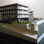 建築模型 施設模型