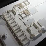 建築模型 幼稚園模型 プレゼン模型