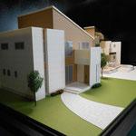 建築模型 住宅模型 断面模型
