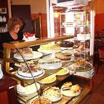 Hausgemachte Torten - Cafe am Markt Idar-Oberstein