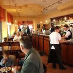 Ambiente zum Wohlfühlen  - Cafe am Markt Idar-Oberstein