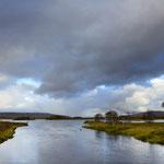 Moor im Glen Coe Gebiet