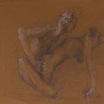 Patchwork, 2003, 70x50cm, Graphit/Papier, A28                   ©Raimund Egbert-Giesen
