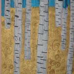 Malen nach Gustav Klimt