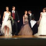 Hochzeitsmesse Jahnbachhalle Lohmar Februar 2012 (Veranstalter Agentur Janke), Brautkleid - Brautkultur, Herrenanzug - Anzugkultur, Brautschirm - Anja H.