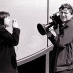Image(s), tournage