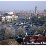Heide, Blick auf den Marktplatz