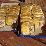 extra Futter für die Senioren...