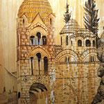 Монастырь в Греции (под заказ)