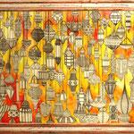Марокканские лампы (под заказ)