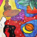 Натюрморт с фруктами (под заказ)