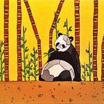 Панда (под заказ)