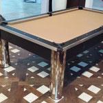Inside Pool Table
